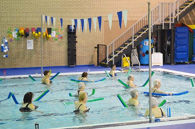 Pool Lessons and Programs