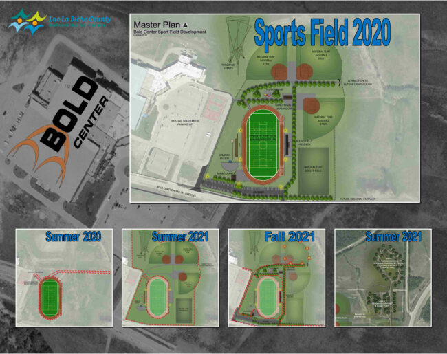 Sports Field 2020
